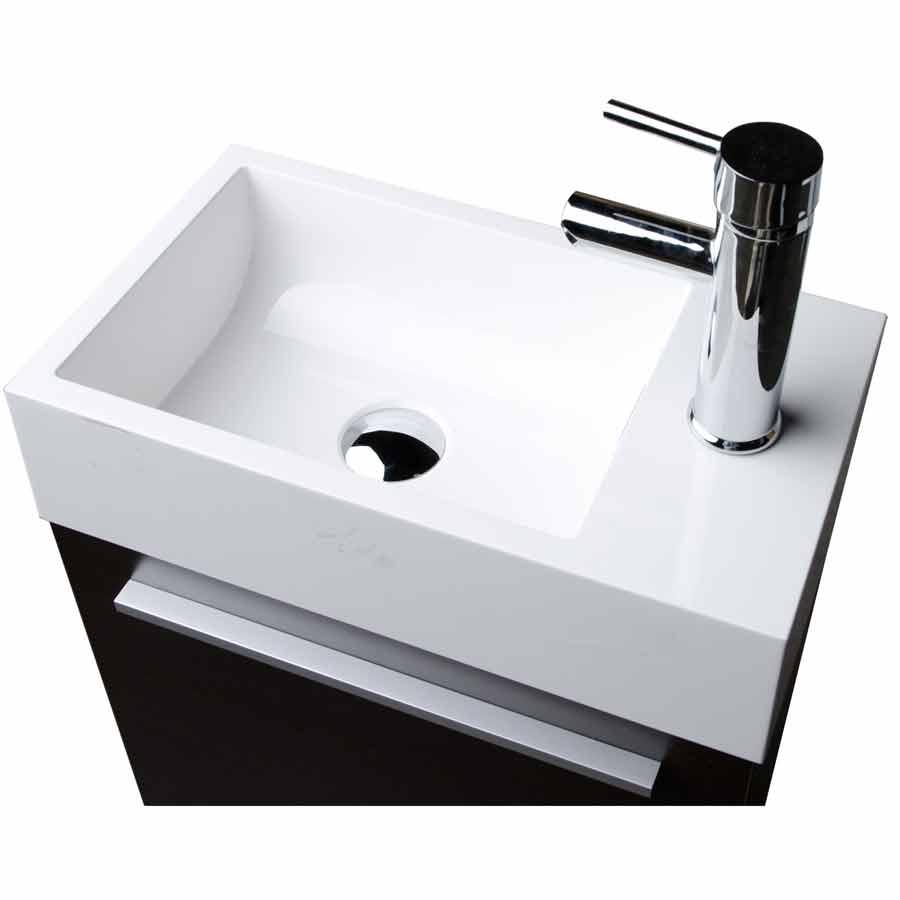 bathroom vanity set free shipping 18 espresso tn t460 esp by