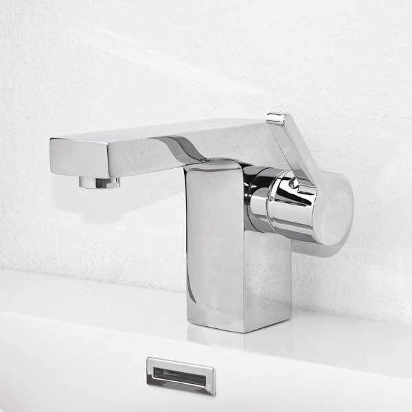 CBI Brette Single Hole Bathroom Faucet In Chrome M11048 083C