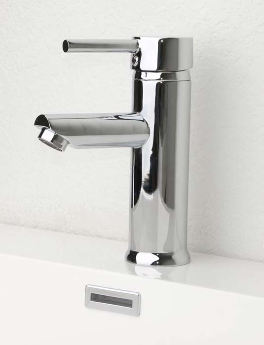 Bathroom Faucet Single Hole. Cbi Leike Single Hole Bathroom Faucet In Chrome M71014 503c