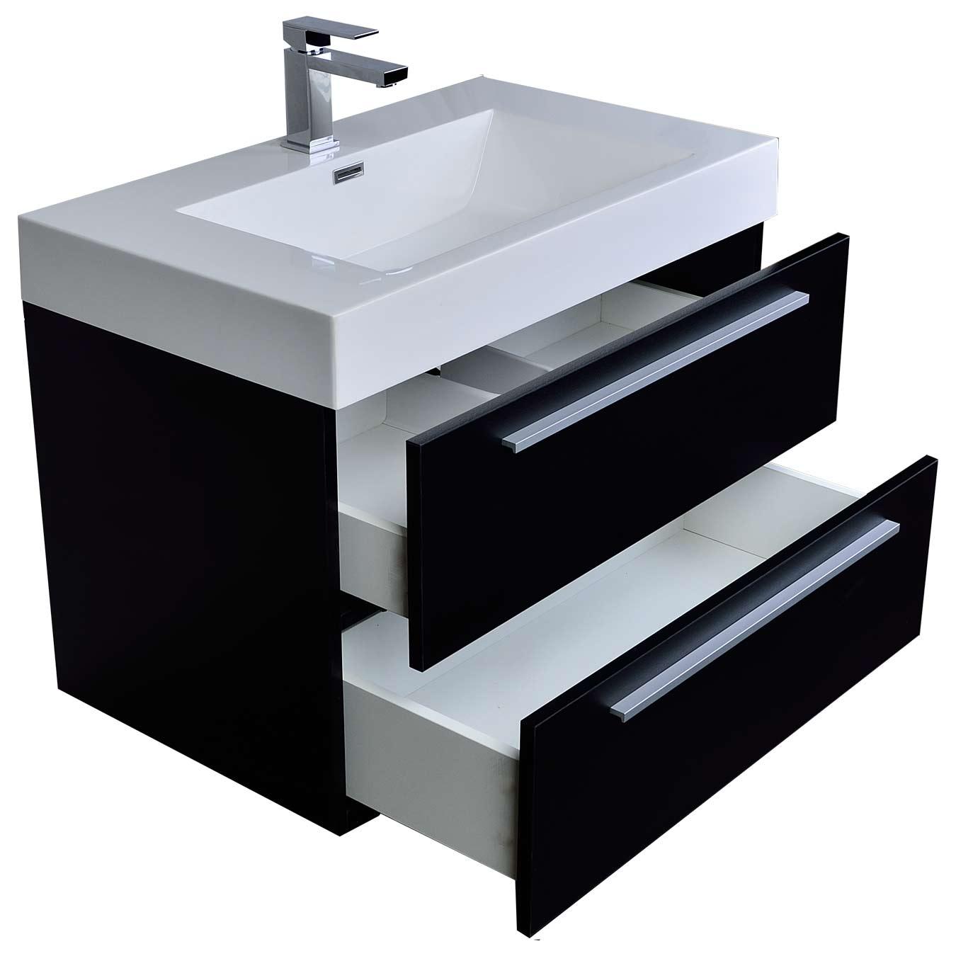 315 single bathroom vanity tn m800 bk