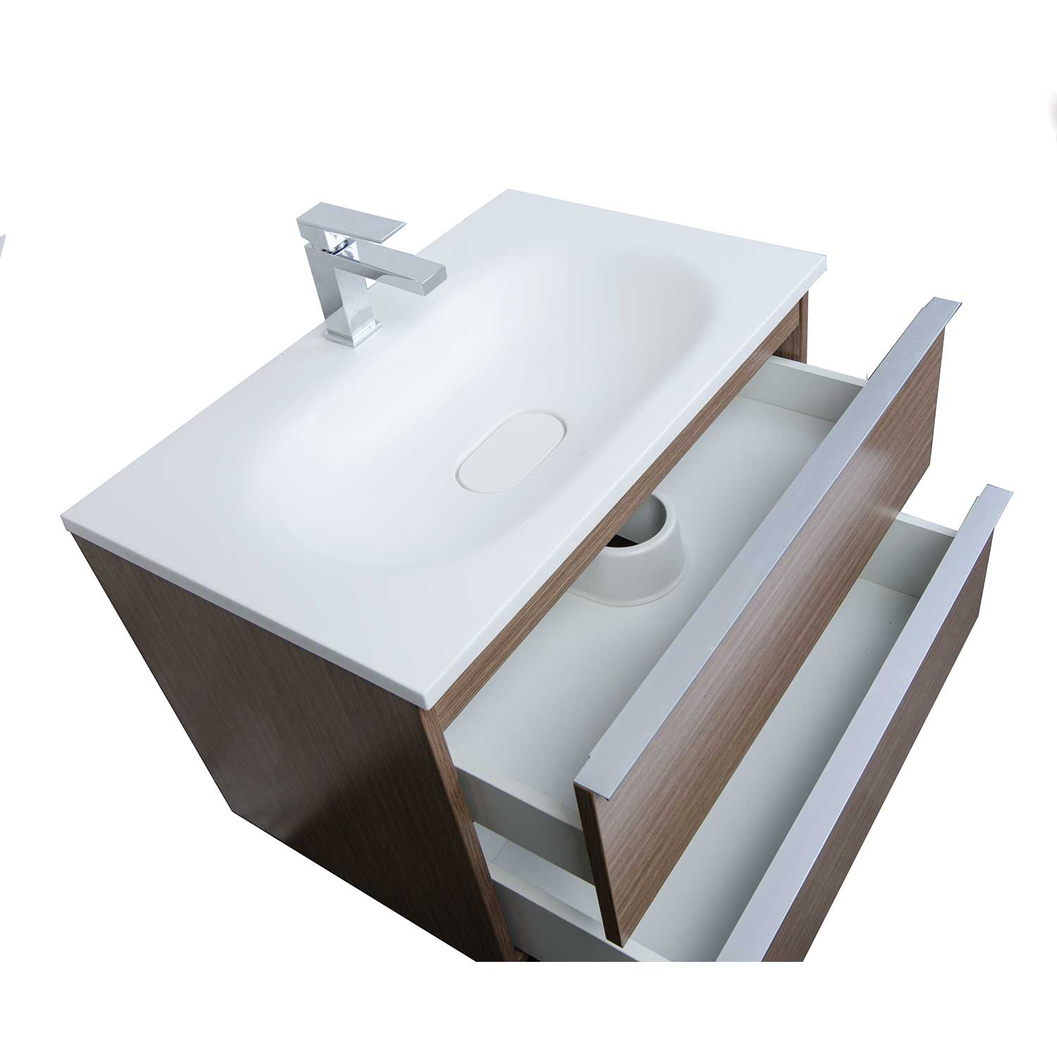 Moving Bathroom Vanity Light: Buy 29.5 Inch Wall-Mount Modern Bathroom Vanity Set Light