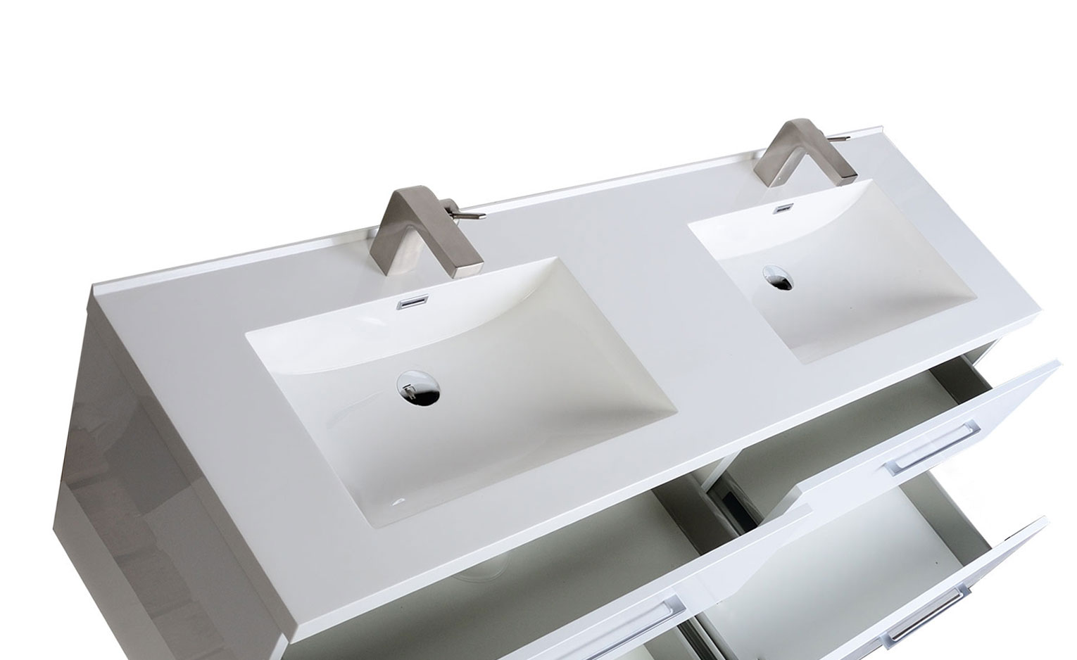 59 Inch Bathroom Vanity Part - 46: Concept Baths