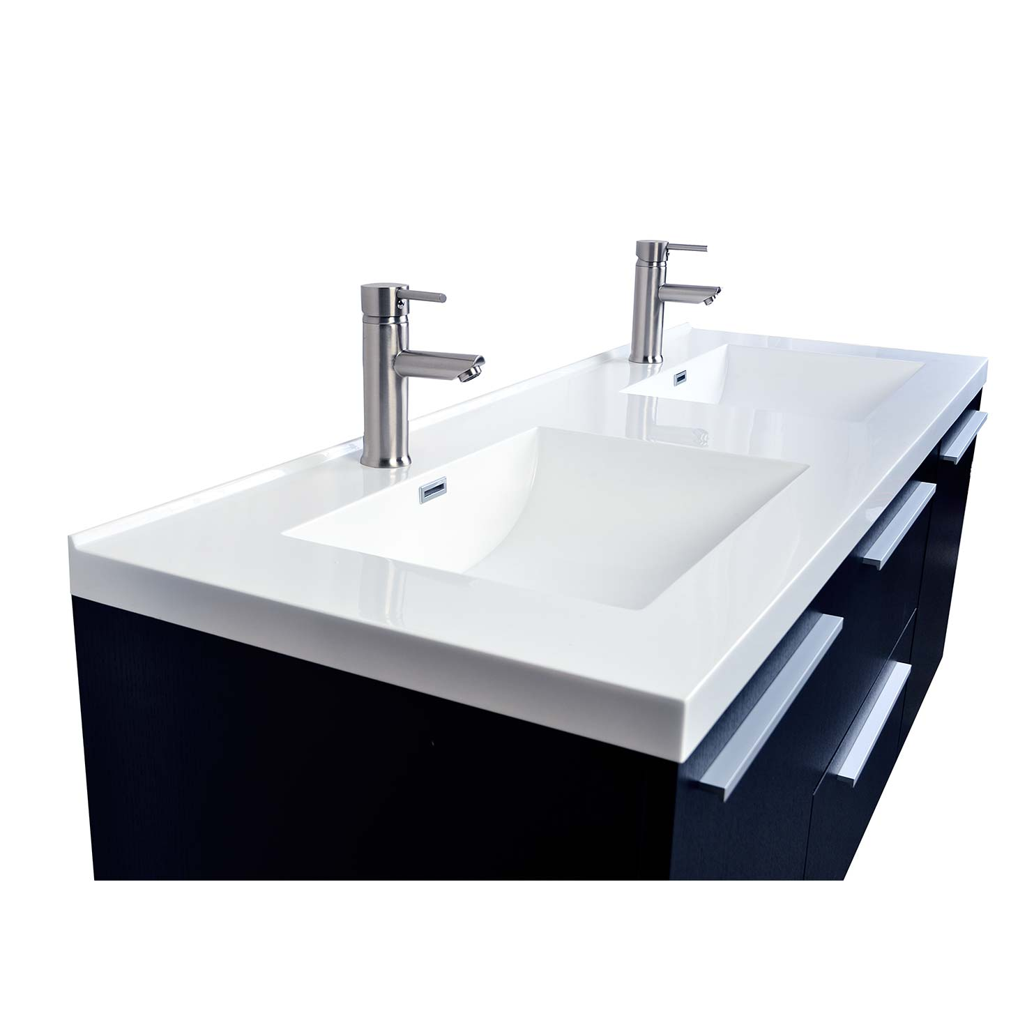 59 Inch Double Vanity Part - 42: Concept Baths