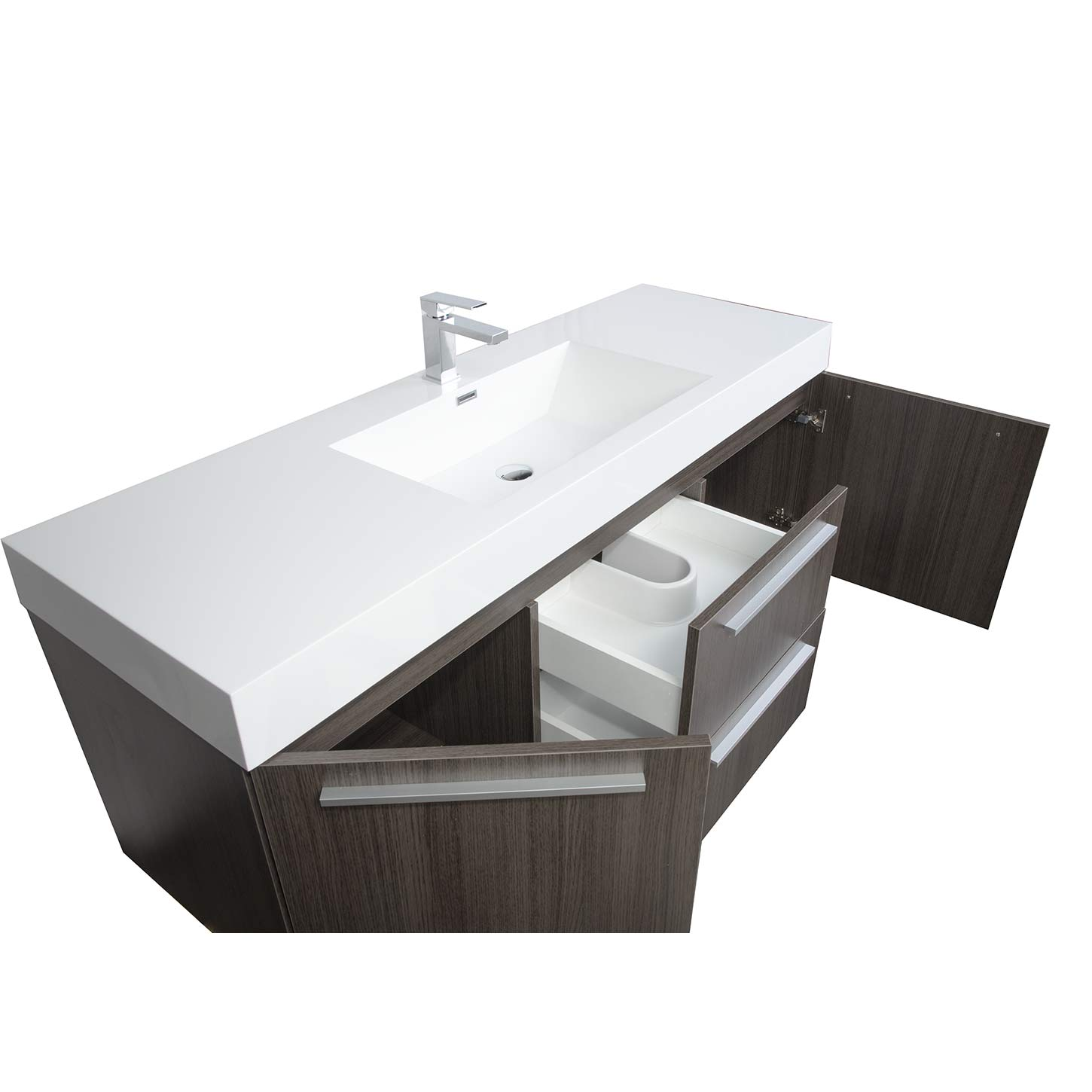 59 Inch Bathroom Vanity Part - 16: Concept Baths