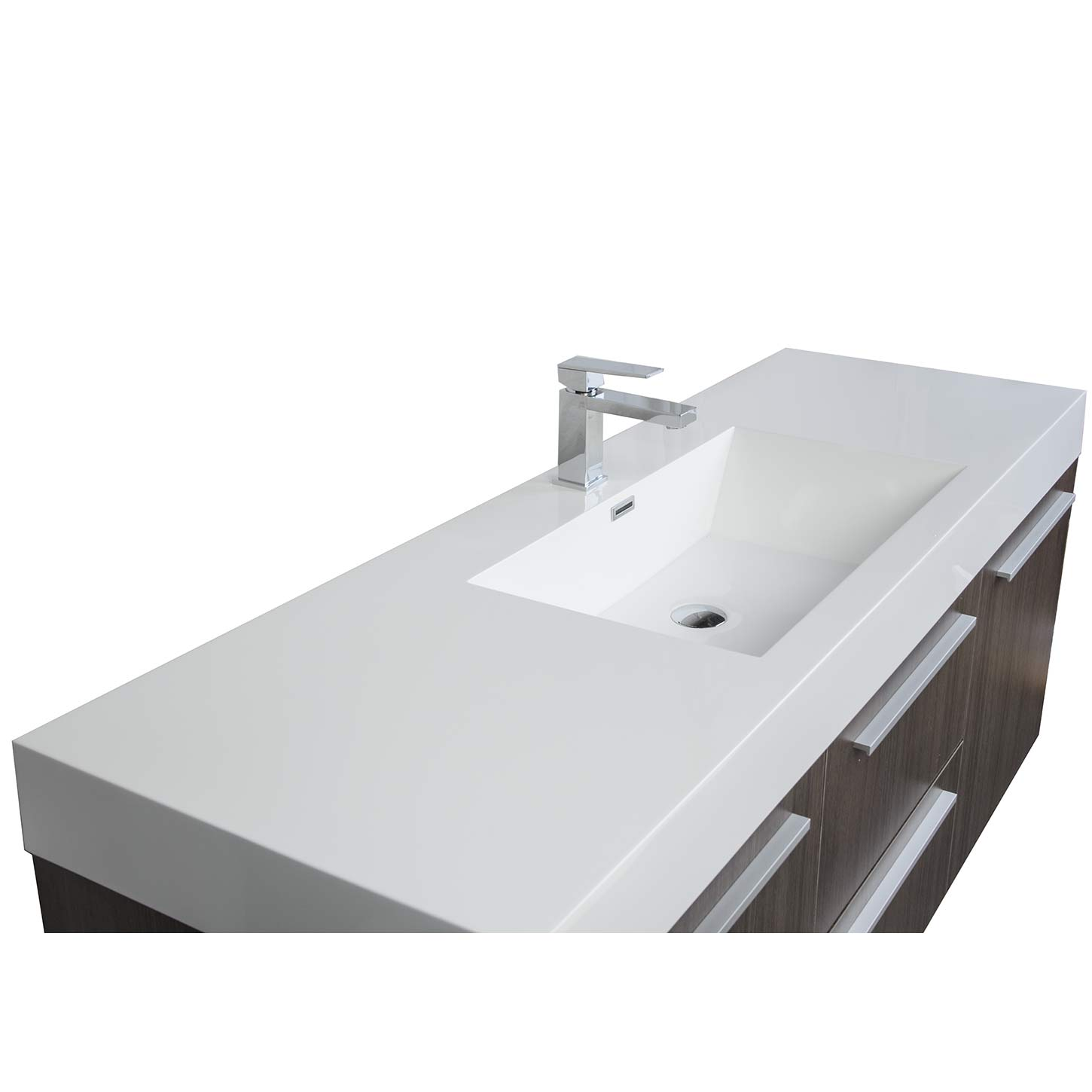 59 Inch Bathroom Vanity Part - 39: Concept Baths