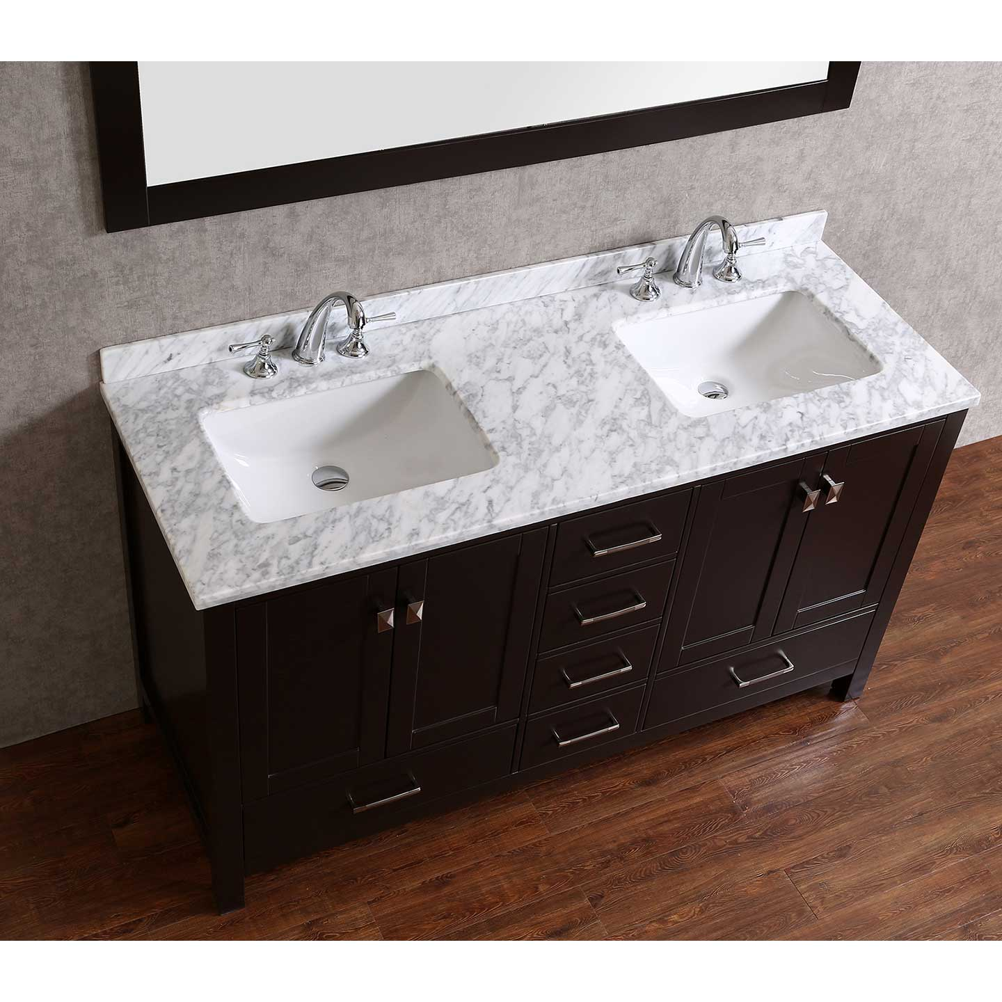 Simple 80 Bathroom Vanities Espresso Decorating Design Of