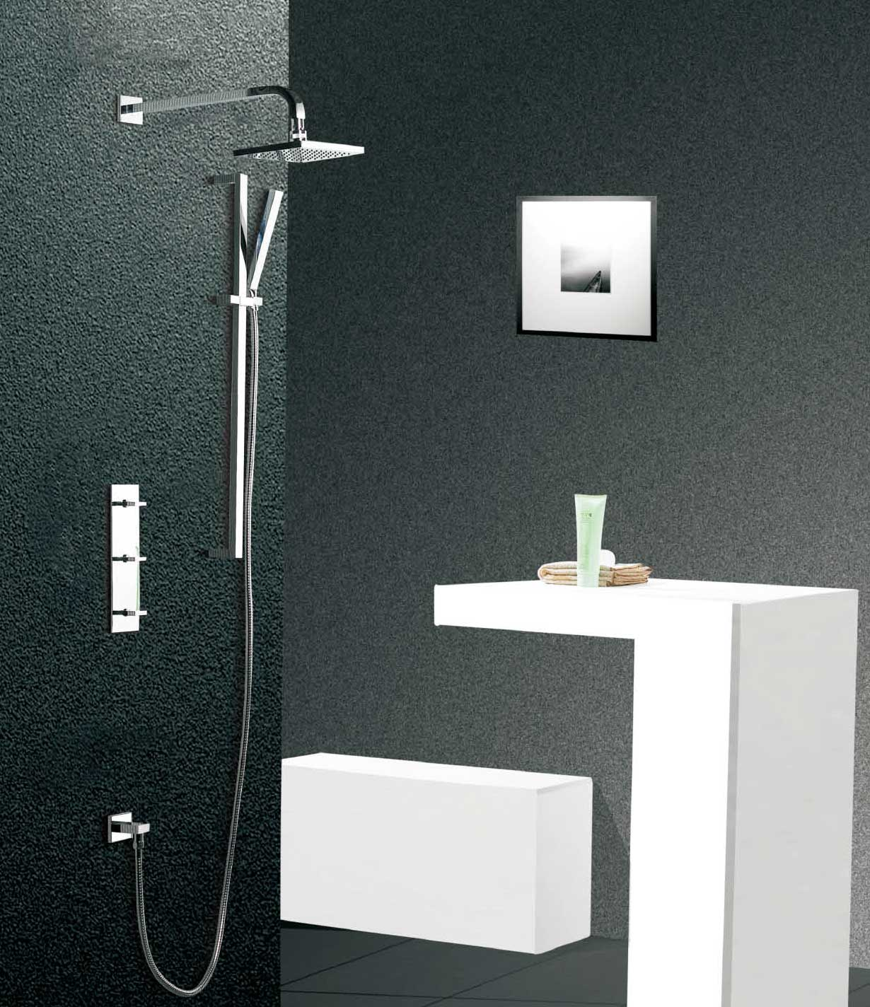 Buy Complete Shower Systems from ConceptBaths