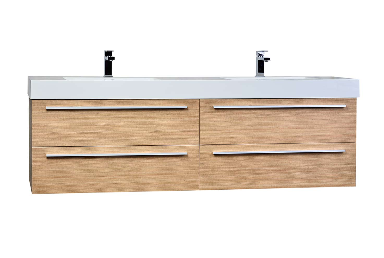 Buy Andria Inch Contemporary Double Wall Mounted Light Teak Conceptbaths