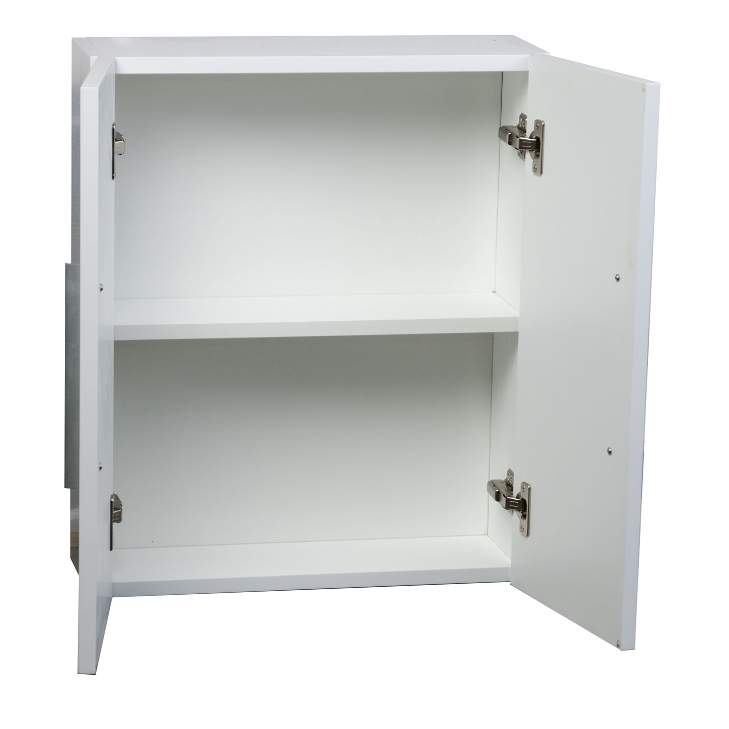 Buy over the toilet wall cabinet in glossy white 20 5 in for Over the toilet cabinet