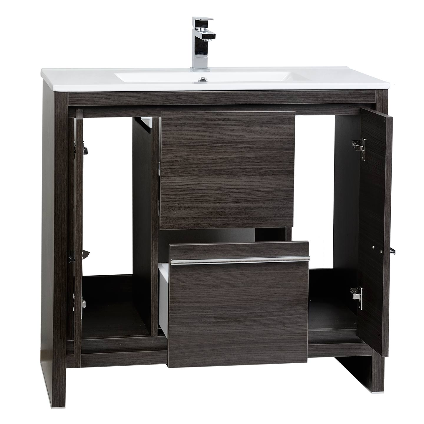 acacia sink celebration cabinet bathroom vanity console rustic vessel