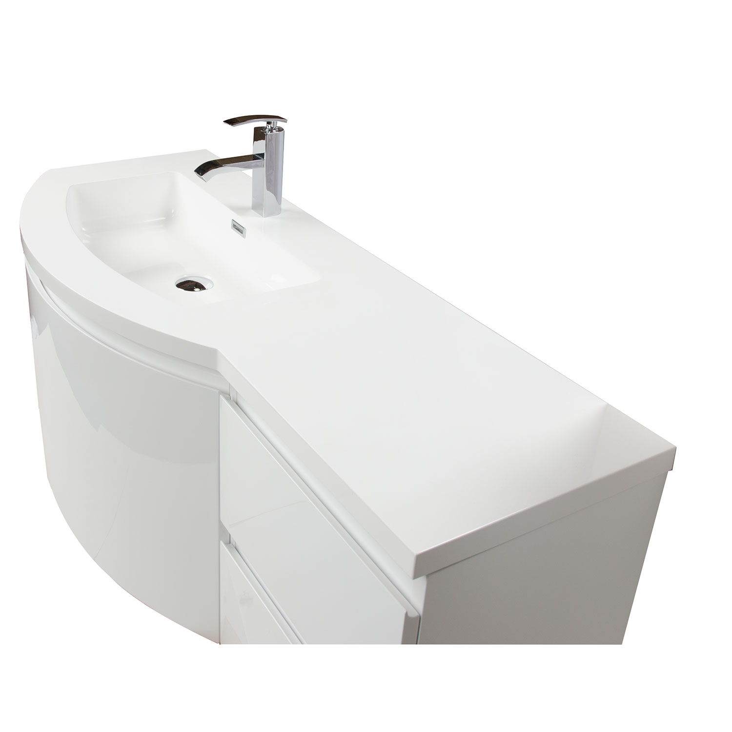 36 Vanity With Sink Fresh 48 Inch Left Fset Bathroom Top