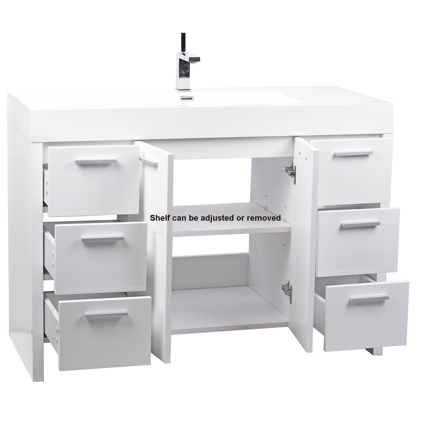 Buy Modern Bathroom Vanity High Gloss White Tn Ly1200 Hgw