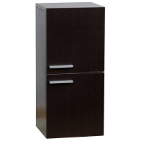 12 Inch Grey Oak Linen Side Cabinet TN-T690-SC-GO