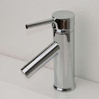 CBI Kadaya Single Hole Bathroom Faucet in Brushed Nickel M11016-531C