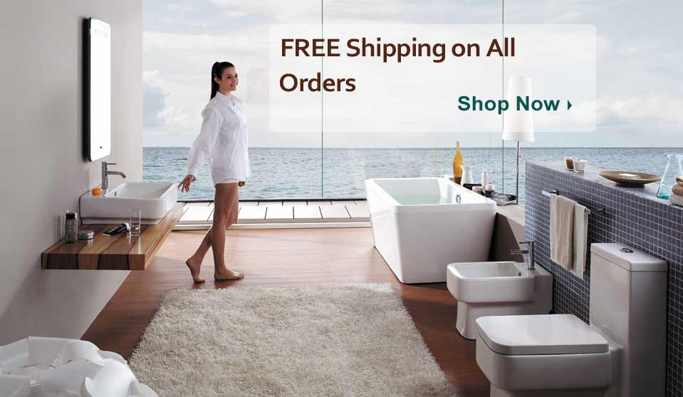 Bathroom Vanities Sale, Free Shipping