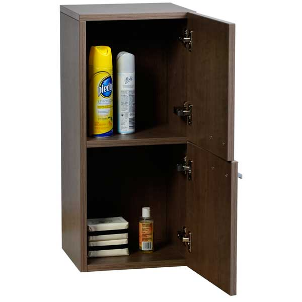 brown medicine cabinet linen side cabinet in brown 12 inch tn t690 sc bn on 12566