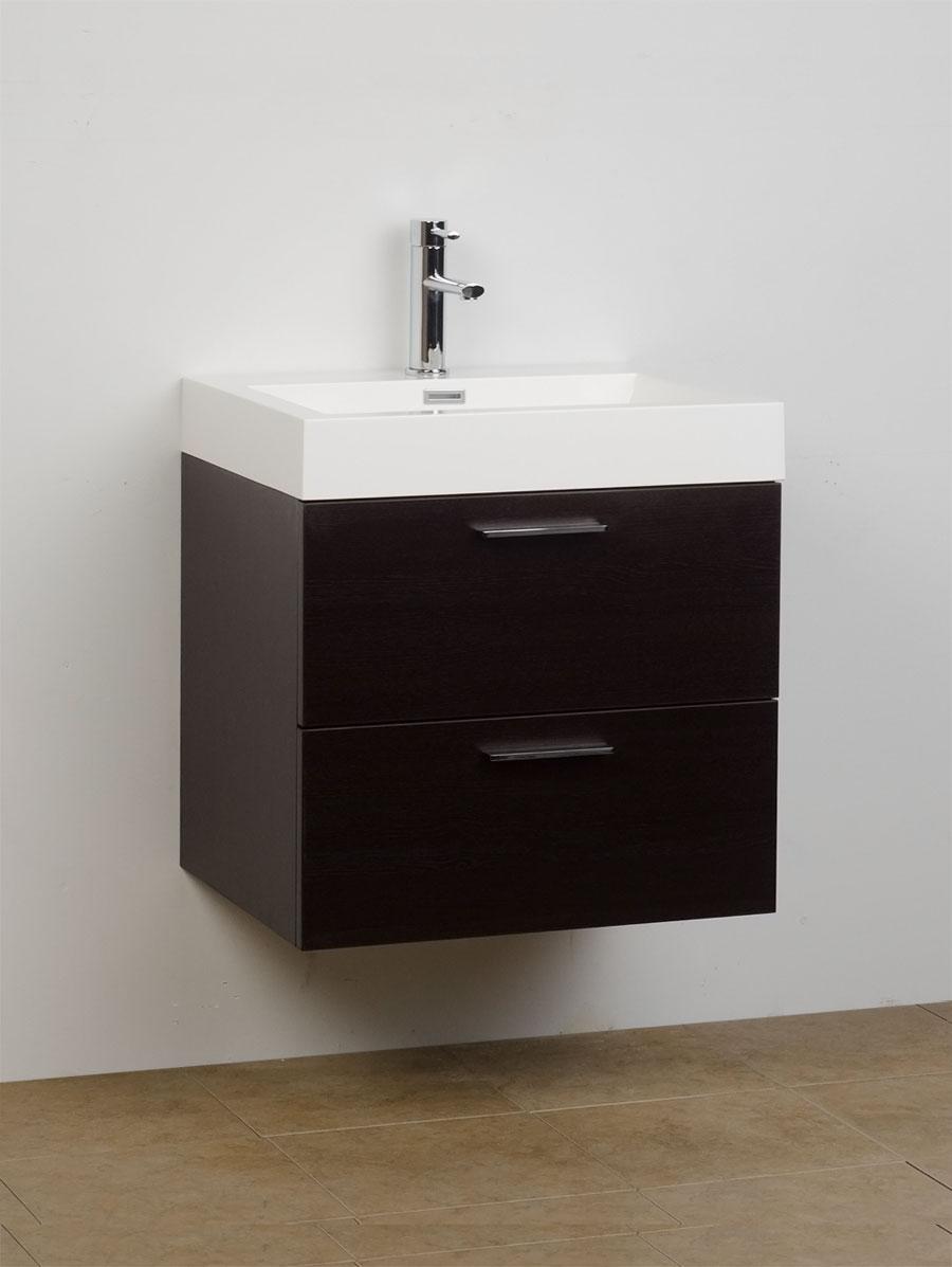 Single Bathroom Vanity Set Espresso 22 75 In Tn T580 Wg On