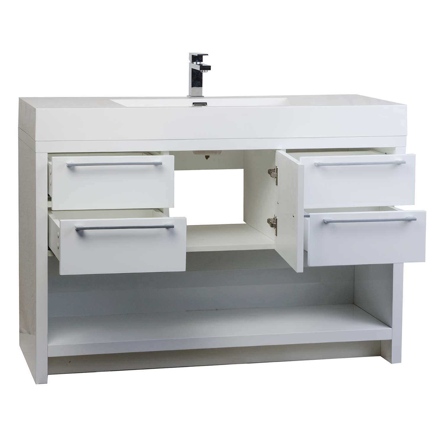 buy bathroom cabinet online buy lodi 47 inch modern bathroom vanity set glossy white 17566