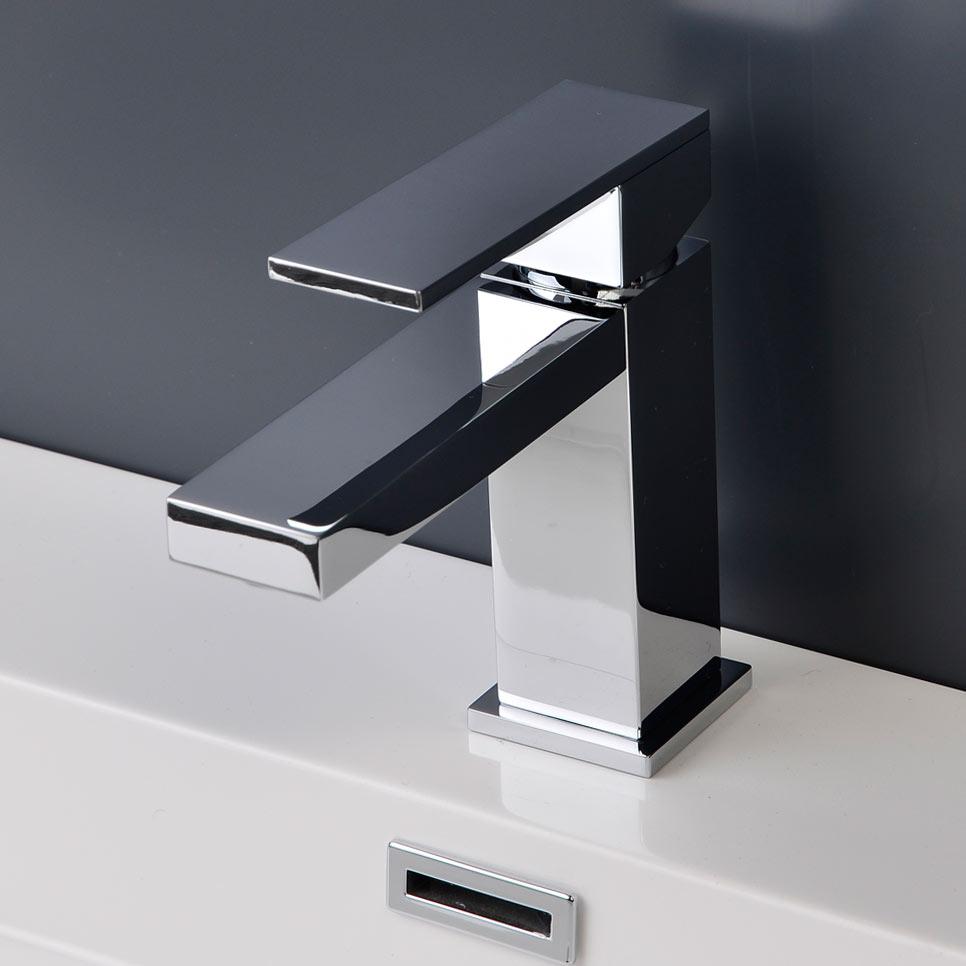 Chrome Single Hole Bathroom Faucet | Migrant Resource Network