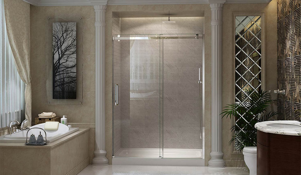 High Quality Glass Shower Doors