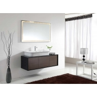 "47"" Wall-mount Bathroom Vanity Set"