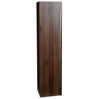 "16"" x 67"" Linen Cabinet in Walnut TN-N1200-SC-WN"