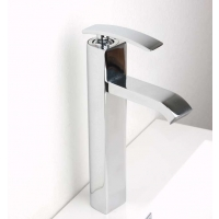 CBI Ouli Single Hole Bathroom Faucet in Chrome M12001-081C