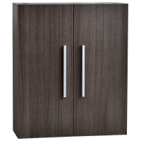 Medicine Cabinet Grey Oak 20.5 in. W x 24.4 in. H TN-T520-SC-GO