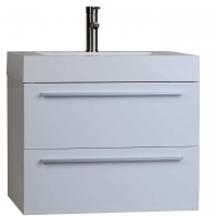 "26.75"" Single Bathroom Vanity Set in Ash Grey TN-T690-ASH"