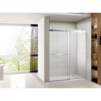 "Niagara 56"" to 60"" Frameless Sliding Shower Doors"