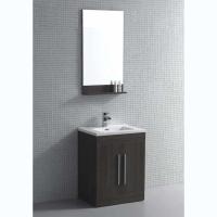 "24"" Bathroom Vanity Set  Grey Oak TN-TM600-GO"