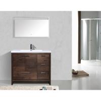 CBI  42 Inch Rosewood Modern Bathroom Vanity TN-Ly1065-1-RW
