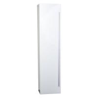 """16"""" x 67"""" Linen Cabinet in Glossy White TN-N1200-SC-HGW"""