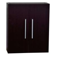 Over-the-toilet Wall Cabinet  in Espresso 20.5 in. W x 24.4 in. H TN-T520-SC-WG