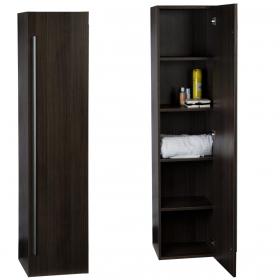 """16"""" x 67"""" Linen Cabinet in Grey Oak TN-N1200-SC-GO"""