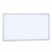 Wall Mirror 47.25 in. W x 29.5 in. H High Gloss White Finish TN-1200-M-HGW