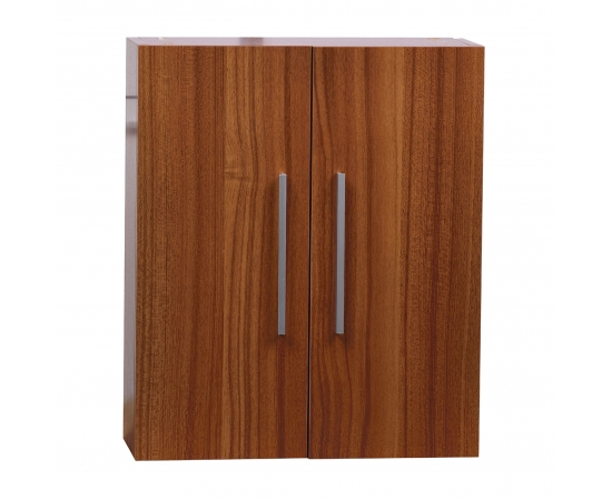 Over-the-toilet Wall Cabinet Walnut 20.5 in. W x 24.4 in. H TN-T520-SC-WNOver-the-toilet Wall Cabinet Teak 20.5 in. W x 24.4 in. H TN-T520-SC-TK