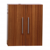 Over-the-toilet Wall Cabinet Walnut 20.5 in. W x 24.4 in. H TN-T520-SC-WNOver-the-toilet Wall Cabinet Teak 20.5 in. W x 24.4 in. H TN-T520-SC-TK