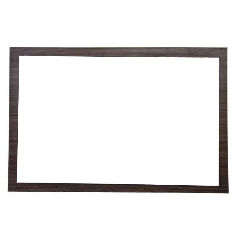 47 inch wall mirror grey oak