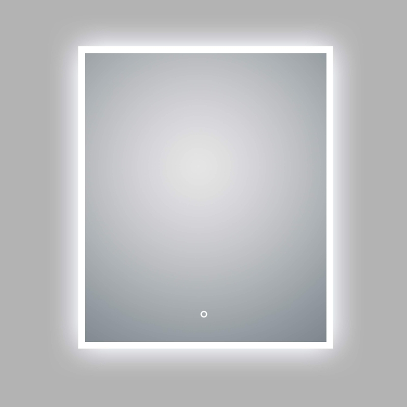 LED Illuminated Bathroom / Vanity Wall Mirror LAM-049A