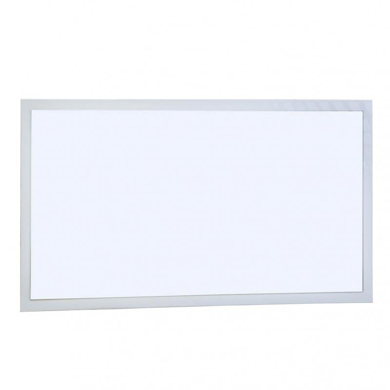 """47"""" High Gloss White Mirror"""